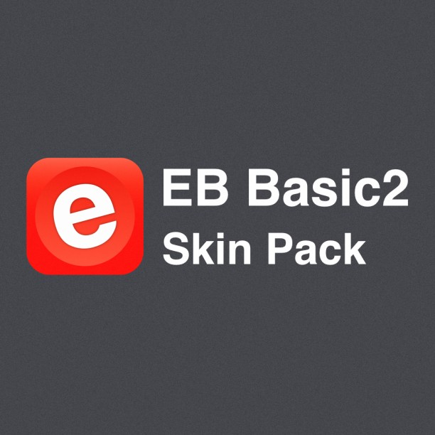 EB Basic2 Skin Pack [시즌2]