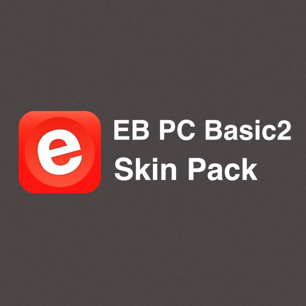 EB PC Basic2 Skin Pack [시즌2]
