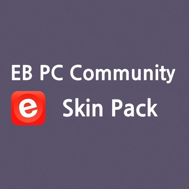 EB PC Community Skin Pack [시즌2]